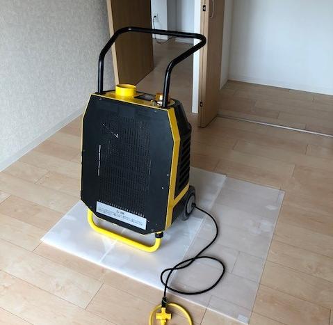 ACTIVO-Jの画像(北海道の特殊清掃で使用している会社はほとんどいないハイテク機材)