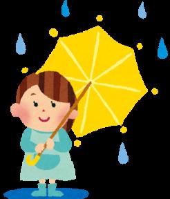 梅雨イメージ